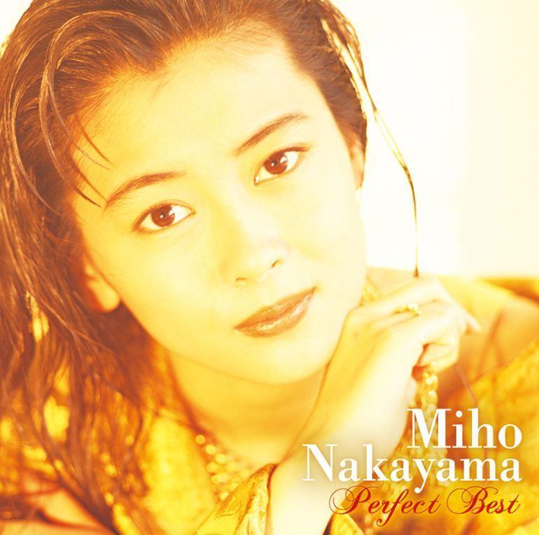 MIHO NAKAYAMA Perfect Best
