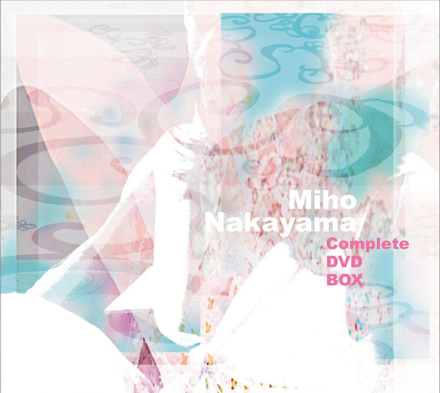 Miho Nakayama Complete DVD BOX